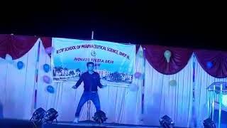 JISE DEKH MERA DIL DHADKA || #FRESHER_PARTY || Ashish Kumar || Akanksha Patel