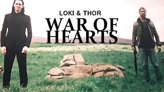 Thor & Loki | War Of Hearts (ragnarok spoilers)
