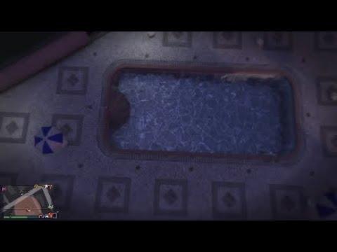 GTA5 online-Défi piscine épisode 1