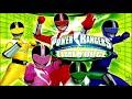 Tema instrumental de Power Rangers Time Force [Fuerza del Tiempo]