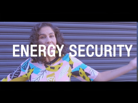 Energy security - The Feed