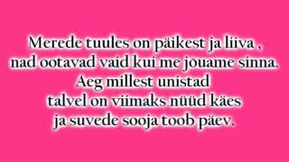 Koit Toome & Getter Jaani - Valged ööd ( SÕNADEGA )