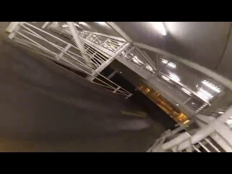 Indoor FPV Race - Hamburg City Parkhaus