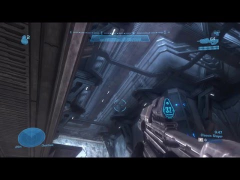 Halo Reach Solitary Map