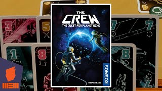 The Crew — Fun & Board Games w/ WEM