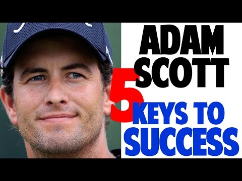 Adam Scott Golf Swing Analysis - Don't Let These Myths Fool You!