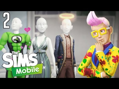 The Sims Mobile - 2 (Haute Couture)