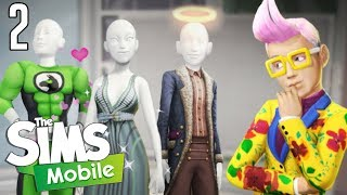 The Sims Mobile - Part 2 (Haute Couture)