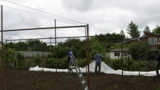 NETHOUSE.mp4(новое, нетрадиционное, недорогое и весьма эффективное направление - выращивание овощей в открытом грунте,..., 2012-06-18T06:11:49.000Z)