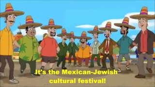 Phineas and Ferb-Oy Vey! and There