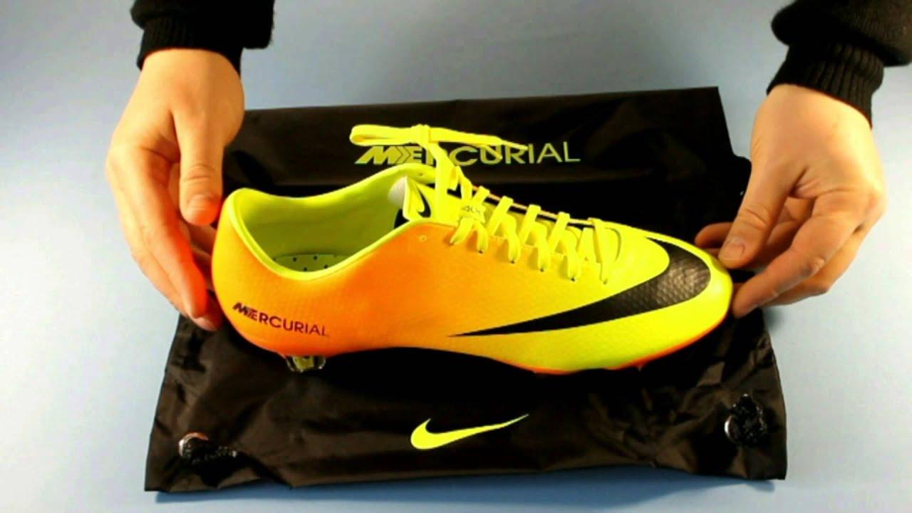 04958e79 Бутсы Nike Mercurial Vapor IX FG. Обзор модели - YouTube