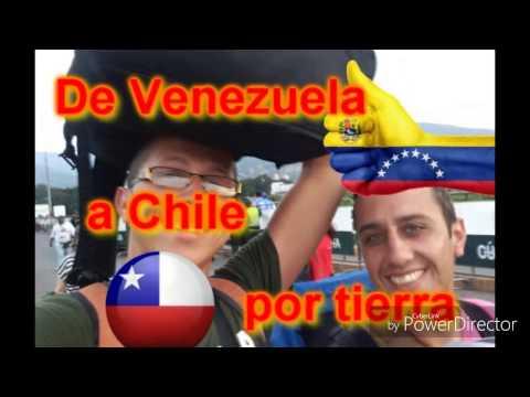 VENEZOLANOS EN CHILE | COMO VIAJAR DE VENEZUELA A CHILE | MIGRACIÓN SEGURA | MR GHABRIL