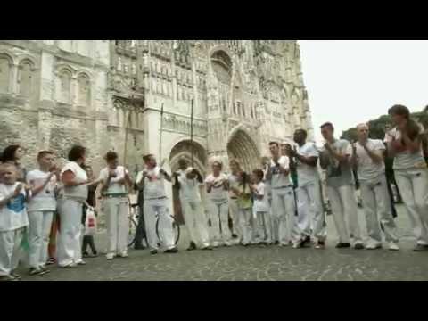Clip Capoeira Biriba Brasil Rouen