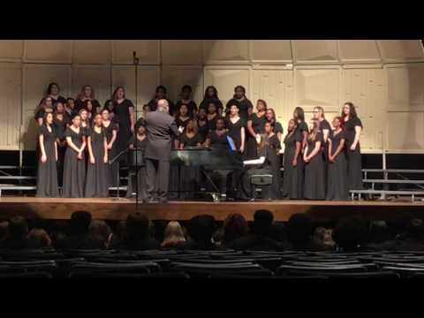 Harrison Central High School Choir 2017