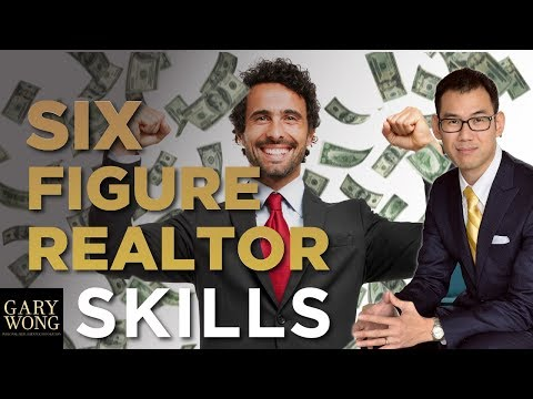 What Does It Take To Be A 6 Figure Realtor