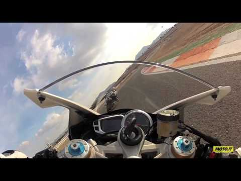 Triumph Daytona  R  - prova in pista - Moto.it