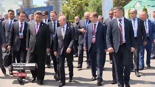 Лукашенко на саммите ШОС. Всё самое важное. Встреча с Путиным. Вопросы интеграции Беларуси и России