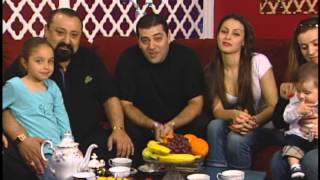 Leon, Arsen & Sandra Petrosov-Andrey Malakhov