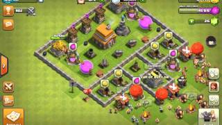 Spring break festival time for clash of clans