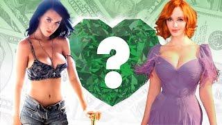 WHO'S RICHER? - Katy Perry or Christina Hendricks? - Net Worth Revealed!