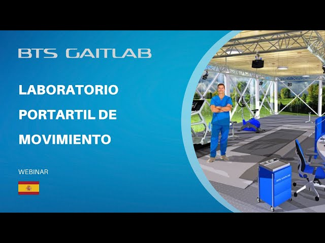laboratorio portartil de movimiento