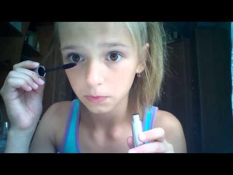Как научиться делать легкий макияж