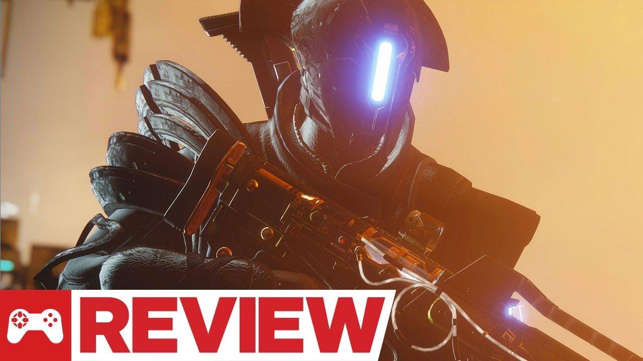 Destiny 2: Curse of Osiris Review