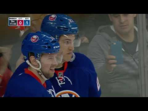 Ottawa Senators vs New York Islanders - April 9, 2017 | Game Highlights | NHL 2016/17