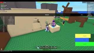 Roblox Survival 303 Gameplay ( Partie 1 )