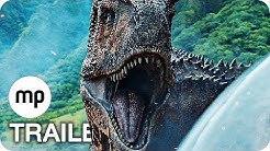 Jurassic World 2 Alle Clips & Trailer Deutsch German (2018)