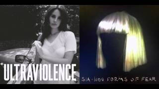 Lana Del Rey vs. Sia - Money Power Cellophane (Mashup)