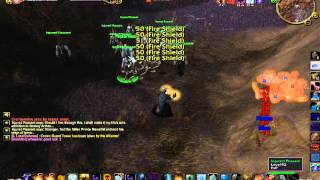 World of warcraft Lvl 60 priest Benediction quest.