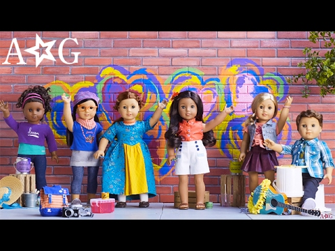 2017 American Girl Dolls: More Characters, More Stories | American Girl
