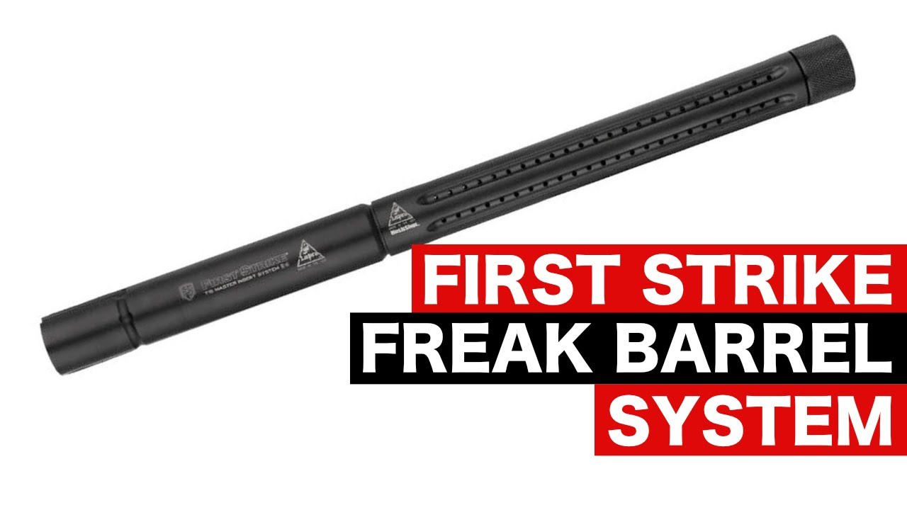 Paintball First Strike T15 2-Piece Barrel System
