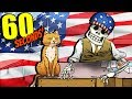 The Great American Challenge! - 60 Seconds Gameplay