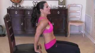 10 Minute Home Workout with Laura London