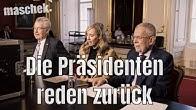Kabarettpreis für Maschek: Die Präsidenten reden zurück