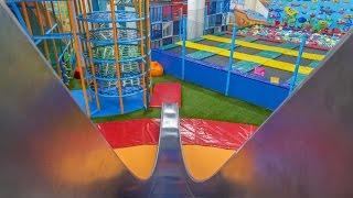 Семейный парк приключений Zамания Порт - развлекательный центр для детей и родителей