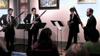 Cantina Band from Star Wars Bassoon Quartet