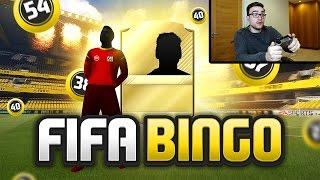 FIFA BINGO!!! OMG I GOT A WALKOUT!!! My Best Fifa Bingo Ever!?!
