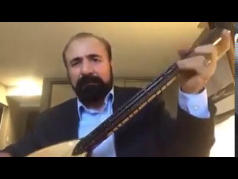 Şivan perwer - Afrin için şarkı yaptı