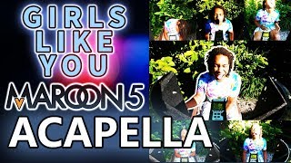 My acapella cover of girls like you by maroon 5 ft. cardi b. i decided to experiment with a cut-free video this time, thought it would be cool show each i...
