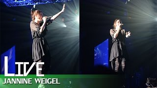 ขอใจเธอแลกเบอร์โทร - หญิงลี cover by Jannine Weigel (พลอยชมพู) @จิ้มไหล่ Festival