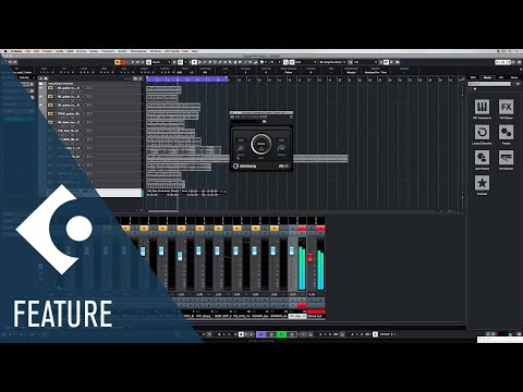 Vibrato | Effects and Plug ins Included in Cubase