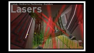 Lasers - Collab with SkyWarrior TheSkywing