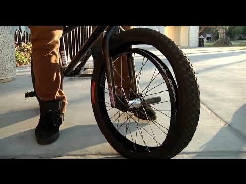 BMX - How To Get Home On A Flat Tire