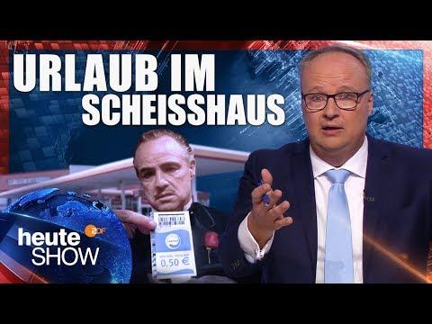 Sanifair-Bons: So funktioniert die dreiste Abzocke | heute-show vom 19.10.2018