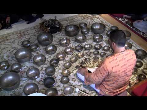 Concierto Cuencos Tibetanos en Nagarjuna Valencia