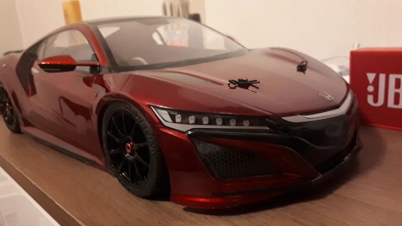 Honda Nsx Tamiya Rc 1 10 Youtube