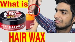 What is a hair styling wax? All about hair wax | Men's hair products 2017